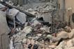 İtalya'da korkunç depremden kareler