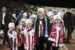 Galatasaray maçında duygusal anlar