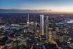 İşte Londra'nın silüetini değiştiren gökdelenler