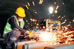 Sanayi üretimi Ağutos'ta yükseldi
