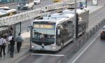 Metrobüs hattı Silivri'ye uzatılıyor
