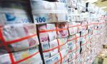 Borç stoku 800 milyar lirayı aştı