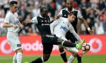 Beşiktaş, Kasımpaşa'yı 4 golle geçti
