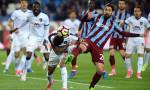 Trabzonspor, Başakşehir'le berabere kaldı