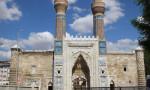 Sivas Gök Medrese'de bir tarih yok edildi