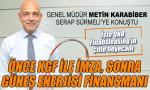 Karabiber: KGF ile anlaşma imzaladık