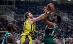 Fenerbahçe Atina'da Panathinaikos'u dağıttı