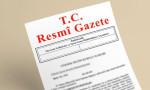Bakanlar Kurulu'nun kentsel dönüşüm kararları Resmi Gazete'de