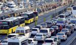 Bu trafik insan ömründen 3.5 yıl çalıyor