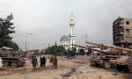 Esad rejimi Şam'ın kontrolü yeniden ele geçirdi