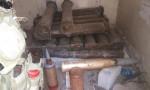 TSK, Afrin'de mühimmat deposu tespit etti