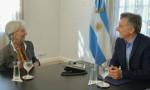 Arjantin IMF kapısında