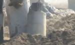 Kadıköy'de doğalgaz kazası
