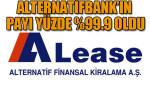 Alternatifbank, Alease'deki hisselerini arttırdı