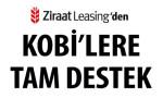 Ziraat Leasing'den KOBİ'lere tam destek
