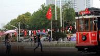 İstanbul'da sağanak yağmur! Trafik felç