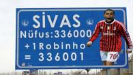 Sivas Belediyesinden ilginç Robinho paylaşımı