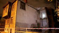 Fatih'te iki bina çökme riski nedeniyle boşaltıldı