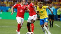 Rusya'da bir sürpriz daha! Brezilya-İsviçre: 1-1