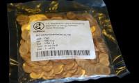 Darphanede gram altın üretimi