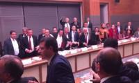 Anayasa Komisyonu'nda ortalık karıştı