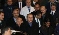 Erdoğan'dan İsmail Kahraman'a ziyaret