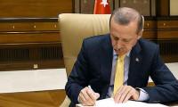 Cumhurbaşkanı Erdoğan'dan 4 yasaya onay