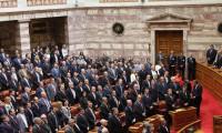 Yunanistan'da vergi yasası meclisten geçti