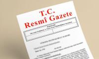 Bakanlıklarda atama kararları Resmi Gazete'de