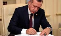 Erdoğan 2 üniversiteye rektör atadı