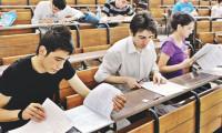 Üniversite sınavında 180 barajı için 16 net yeterli