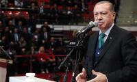 Erdoğan: Biz kararlı durursak fitne tohumları asla boy vermeyecek