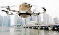 Drone ile kargo hizmeti oluklu mukavvayı uçuracak