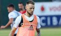 Beşiktaş Milosevic'le yollarını ayırdı
