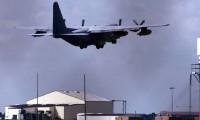 ABD'nin askeri üssünde panik