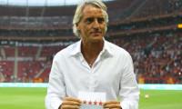 Roberto Mancini'den Galatasaray'a mesaj