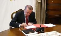 Cumhurbaşkanı Erdoğan o yasayı onayladı