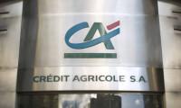Credit Agricole'un karı geriledi