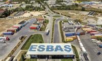 ESBAŞ'ın ihracatı 37 ilin toplamını geçti