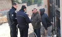350 polisle huzur operasyonu düzenlendi