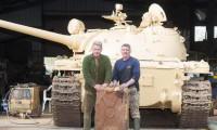 Külüstür tanktan altın çıktı
