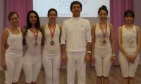 2. Uluslararası yoga koreografi turnuvası