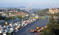 Köprü ve otoyol gelirleri 443 milyon TL'yi geçti