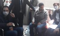 Açlık grevi yapan iki isme tutuklama istendi
