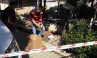 İstanbul'da top mermisi bulundu