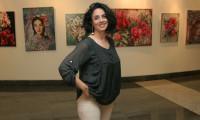 Pınar Kalem'in resim sergisi Güneş Sanat Galerisi'nde