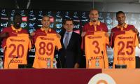 Galatasaray'da imza töreni