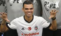 Pepe'nin iki yıllık ücreti Başakşehir'in hediyesi