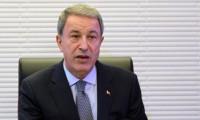 Hulusi Akar'dan Münbiç açıklaması