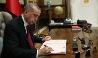 6 ülkeye yeni büyükelçi atandı 3 büyükelçi merkeze alındı